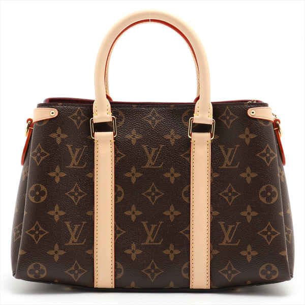 Vuitton Monogram Sufflo BB M44815