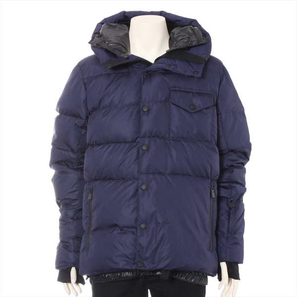 Moncler Grenoble Nylon Down Jacket 5 Mens Purple Egg Stock|RANK:B
