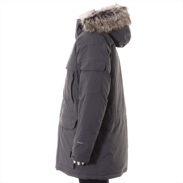 North Face Nylon Down Jacket M Men's Gray MCMURDO PARKA