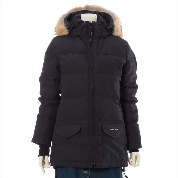 Canada Goose SOLARIS Cotton x Polyester Down Jacket S Women's Navy 3034L Sotheby