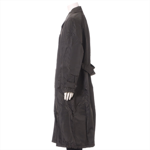 PRADA Nylon batting coat M Men's Brown