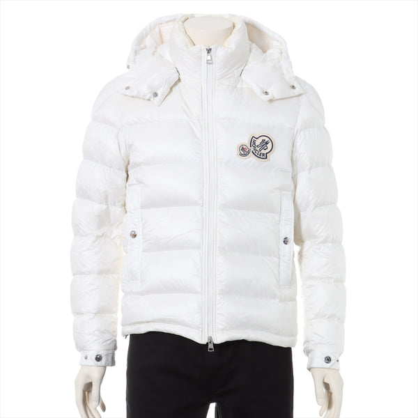 Moncler BRAMANT 19 Years Nylon Down Jacket 1 Mens White