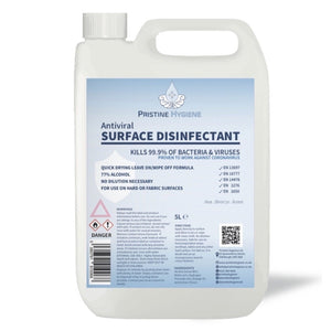 Antiviral Surface Disinfectant - 5L refill