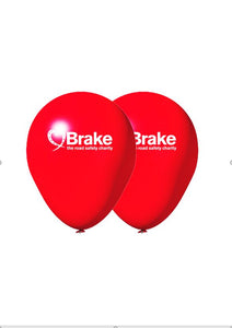 Brake Balloons Pack of 10