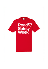 Road Safety Week t-shirt
