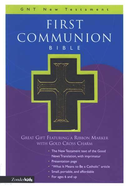 GNT NT 1ST COMMUNION BIBLE