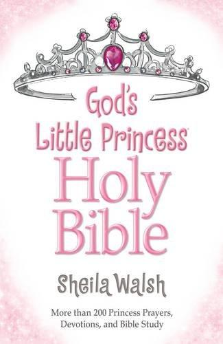 NKJV God's Little Princess HB