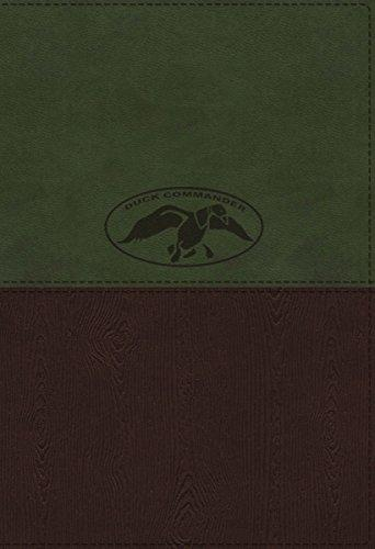 NKJV Duck Commander Bible Itl Duo