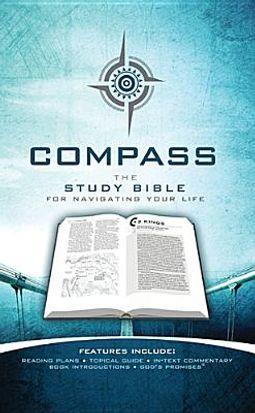 Voice the, Compass bible (HB)