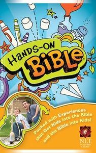 NLT Hands on Bible Soft Cover