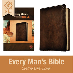 NLT Every man's Bible Explorer