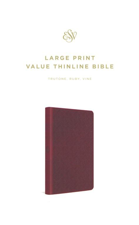 ESV LP Value Thinline (TT, RUBY, Vine)