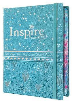 Inspire Bible for Girls NLT  HC NLT