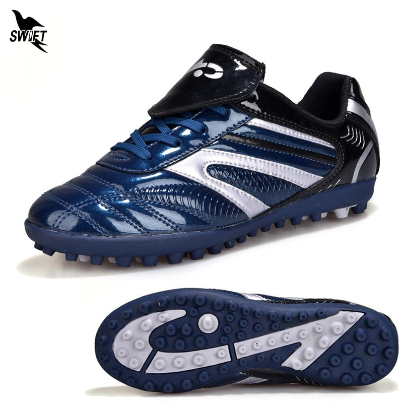 30-45 FG Football Shoes 2020 New Men Kids Boys AG Soccer Cleats Outdoor Lawn Fotball Cleats Children Futsal Training Sneakers