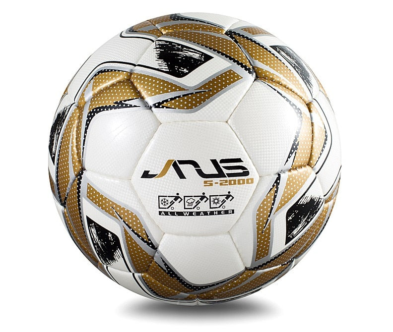 Top quality!2018 Premier Soccer Ball Official Size 4 Size 5 Football League Outdoor PU Goal Match Training Balls Gift