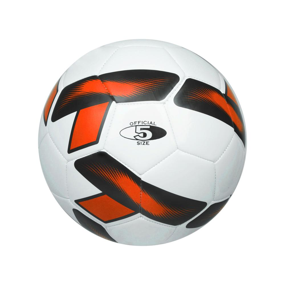 Soccer Ball Sizes 3/4/5 Practice Traditional Soccer Balls for Kids Youth Adults Training Practice Soccer Balls