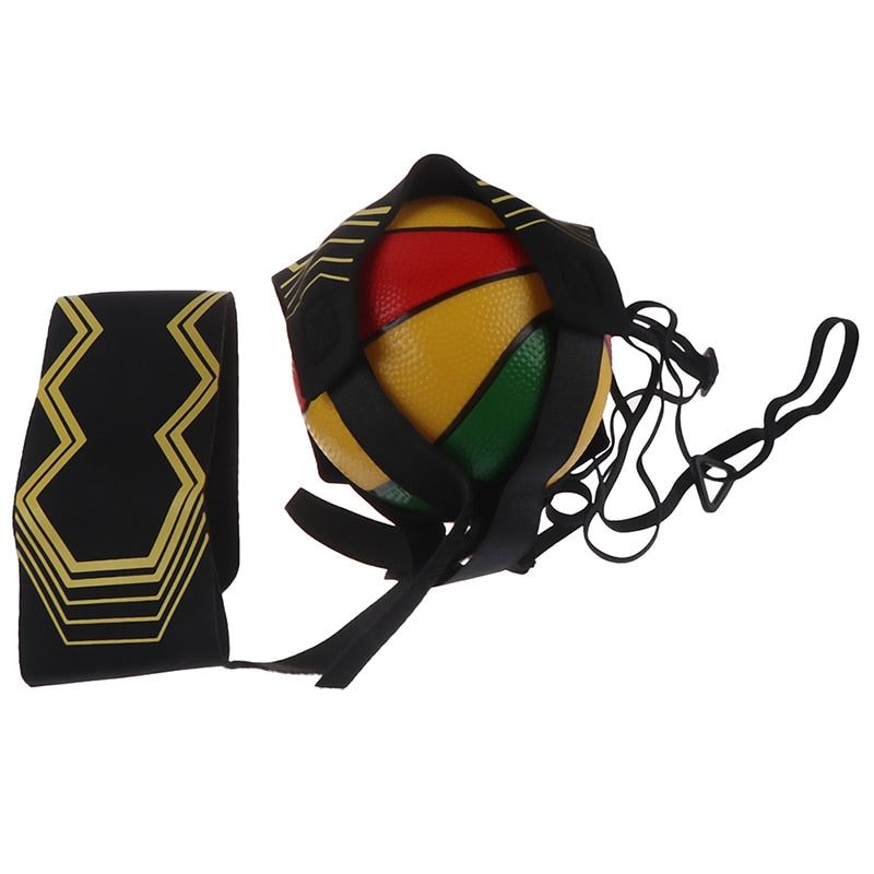 Children Soccer Training Sports Assistance Adjustable Soccer Ball Practice Belt