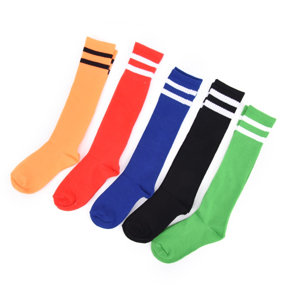 Mens kids Football Socks boys sports durable long adult basketball thickening soccer socks Top quality