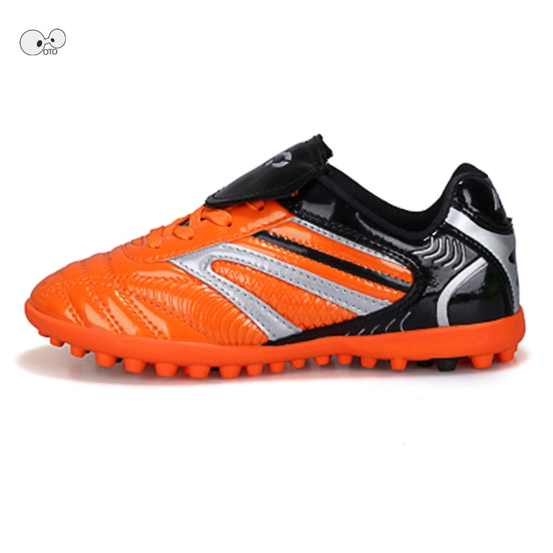 30-36 Kids Turf Soccer Shoes Multi Ground 2020 New Boys Football Boots Children Futsal Cleats Original Outdoor Sneakers