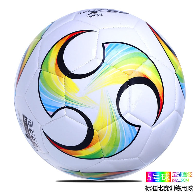 Professional Match Trainning New Soccer Ball Football Anti-slip Granules Ball TPU Size 5 Football Balls