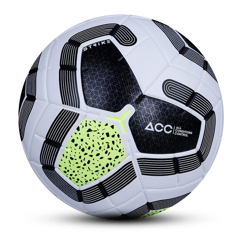 New Professional Match Soccer Official Specifications Size 5 Soccer PU Practical Wear-resistant Soccer Match Training Football