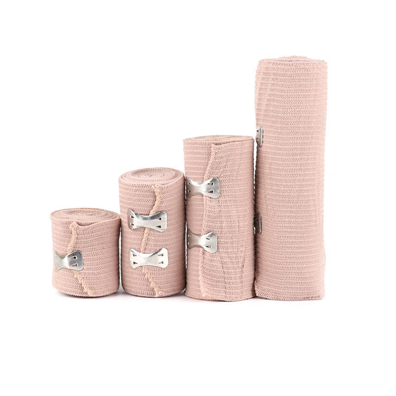 1 Roll NEW High Elastic Emergency Bandage Wound Dressing Outdoor Sports Sprain Treatment Bandage for First Aid Kits Accessories