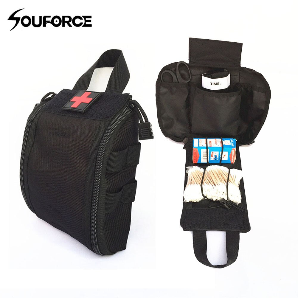 Tactical Medical Bags Outdoor Sports Travel Mountaineering First Aid Kit Nursing Survival Supplies Emergency Package