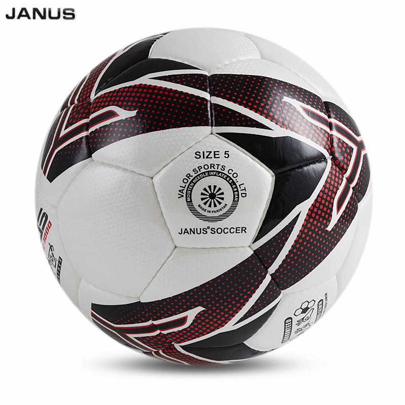 Standard PU Soccer Ball Official Size 5 Size 4 Football Goal League Ball Outdoor Sport Training Balls futbol voetbal bola L475