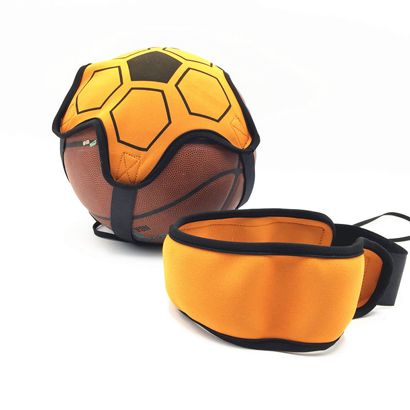 Soccer Ball Bag Children Auxiliary Circling Belt Kids Football Training Equipment Soccer Trainer Bags Football Accessories