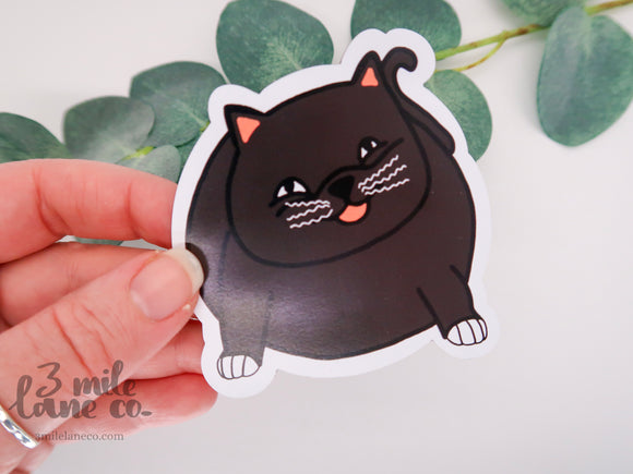 Chonky Kitty Magnet