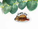 Sloppy Joe Sticker