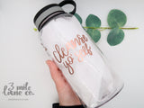 34oz Water Bottle Jug