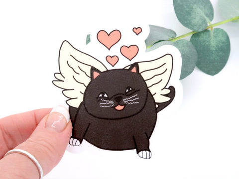 Love Kitty Sticker