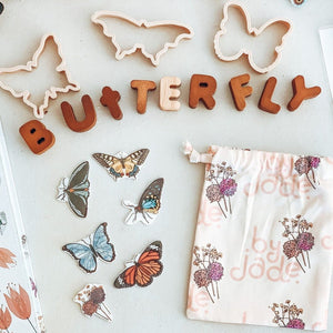 Butterfly Eco Cutter Set (3 PIECE)