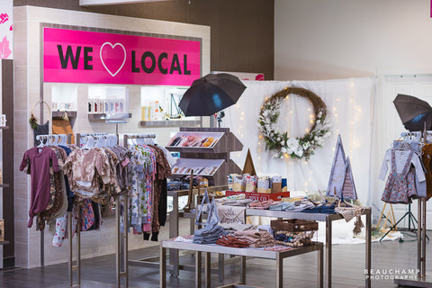 Prairie Mall Pop-Up April 9 to 11