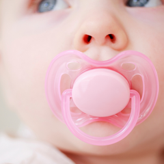 Baby Pacifier Use