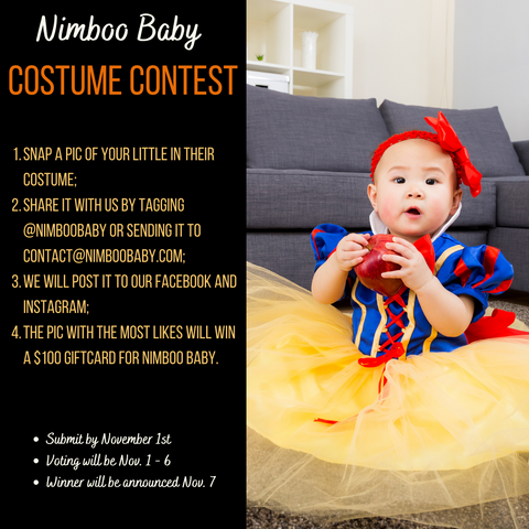 Halloween Costume Contest Details