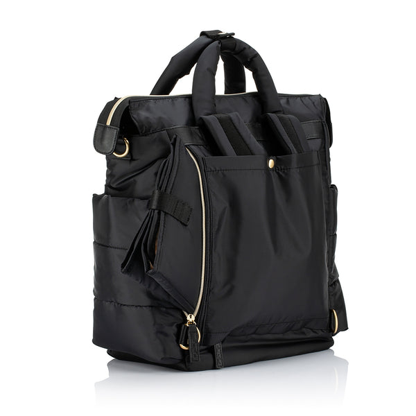 Dream Convertible™ Midnight Black Diaper Bag
