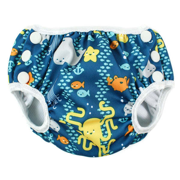 Swim Diaper- Sea Friends