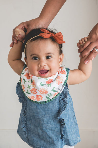 Hazel Fashion Bib (2Pk)
