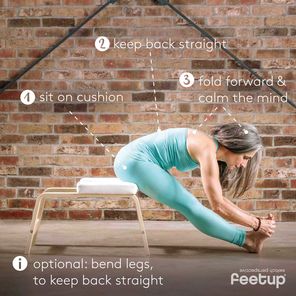 FeetUp Yoga: Top 10 Yoga Asanas with your FeetUp® Trainer