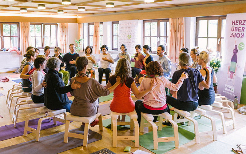FeetUp® Teacher Training in Pfronten