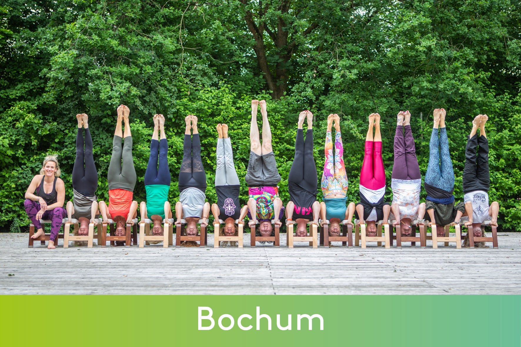 FeetUp® Teacher Training - Bochum - 02.-04.07.2021
