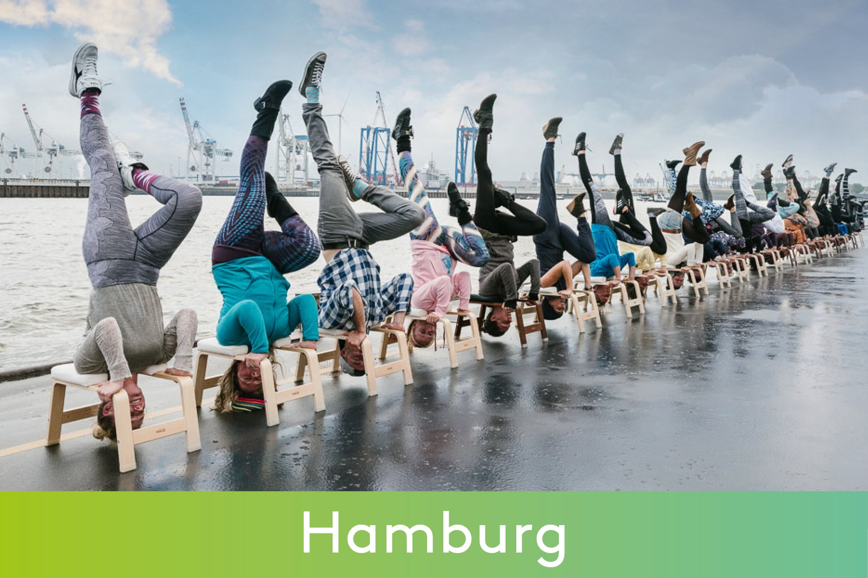 FeetUp® Teacher Training - Hamburg- 09.-11.04.2021