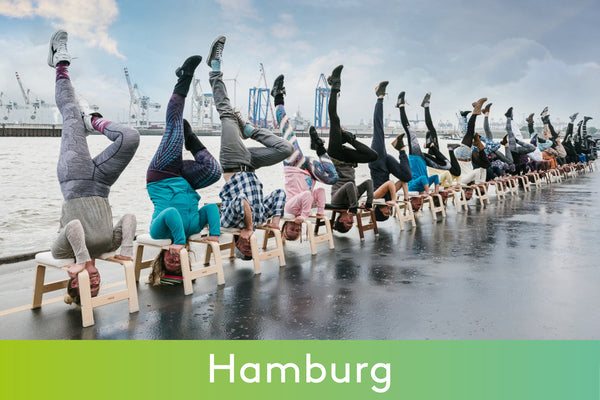 FeetUp® Teacher Training - Hamburg- 05.-07.11.2021