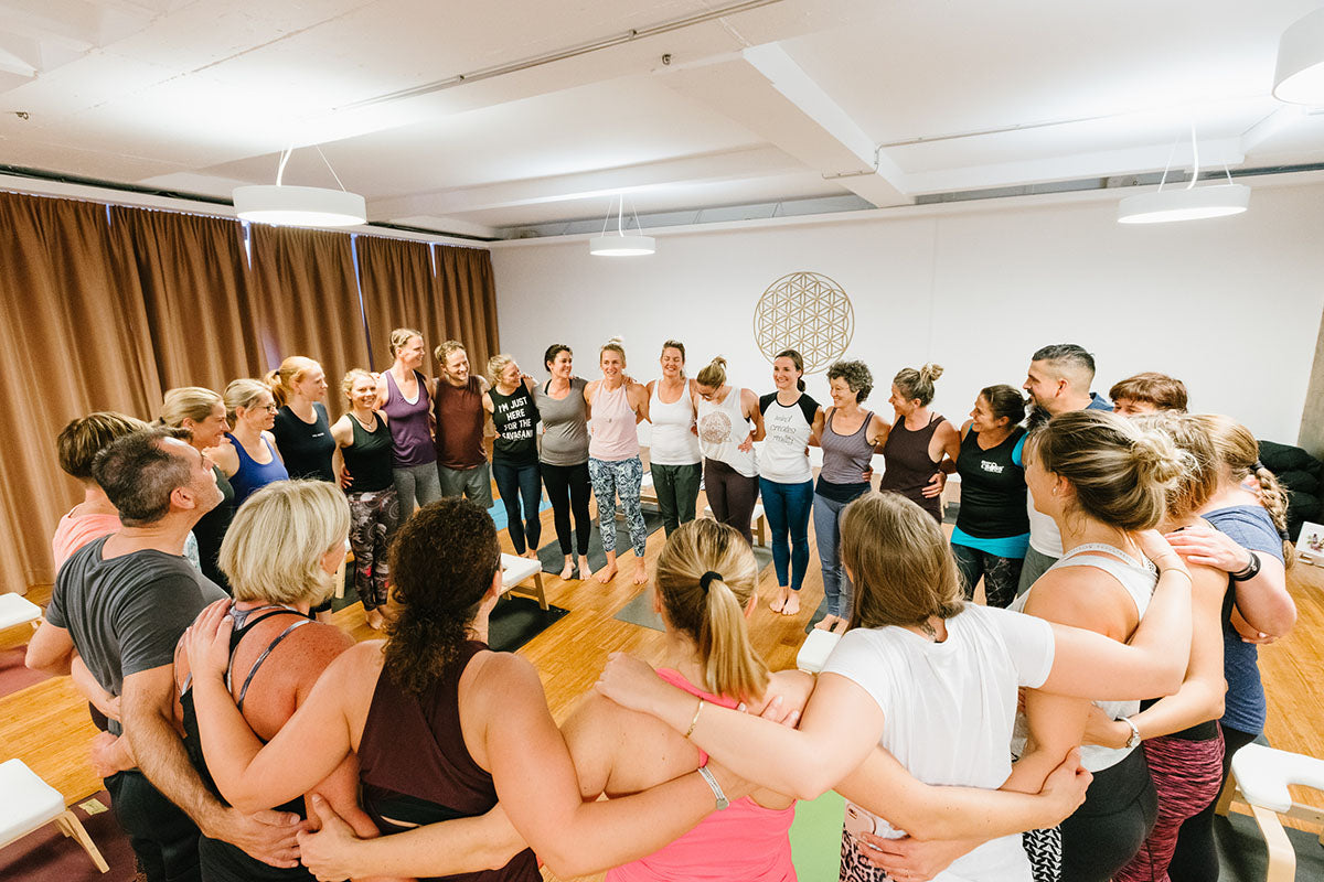 FeetUp® Teacher Training - Berlin - 27. - 29. September 2019 (english)
