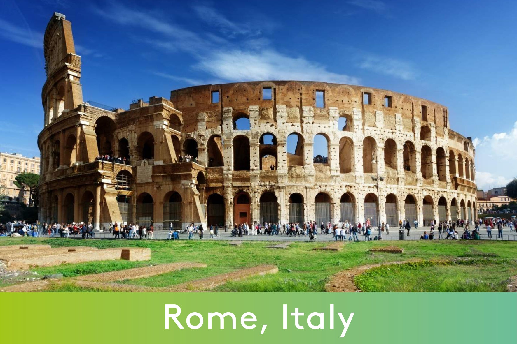 FeetUp® Teacher Training in Rome - 15.-17. November 2019 (english)