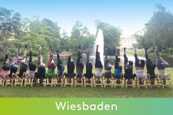 FeetUp® Teacher Training - Wiesbaden - 10.-12. Mai 2019