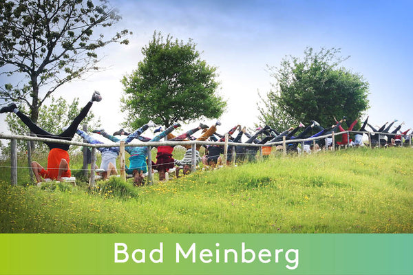 Formation FeetUp® pour professeurs - Bad Meinberg - 14.-16. Juni 2019 (without accommodation)