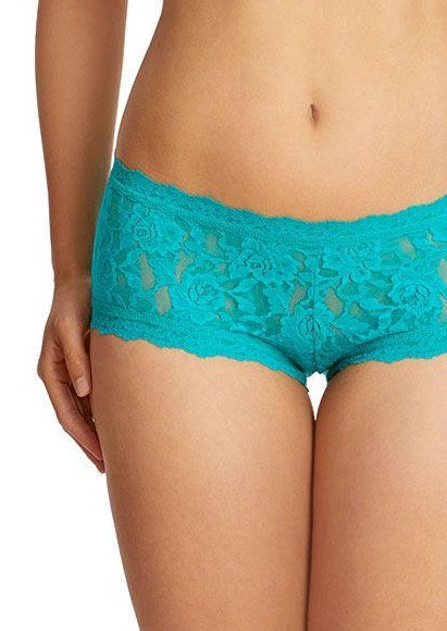 Signature Lace Boyshort - So Jaded